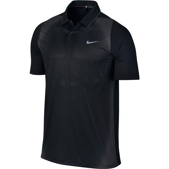 Nike Men's TW VL Max Mesh Framing Polo Manf. Closeout