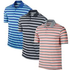 Nike Men's Tech Vent Stripe Polo Manufacturer Closeout