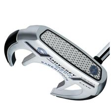 Odyssey Golf Works Versa Sabertooth Tank Putter with SS Grip