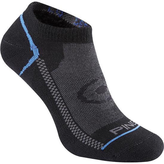 PING Men's Merino No Show Socks