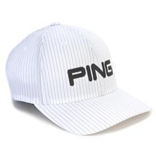 PING Men's Pinstripe Structured Hat