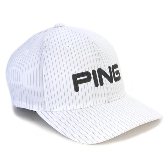 PING Men's Pinstripe Structured Hat