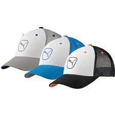 Puma Men's Cat Patch 2.0 Trucker Hat