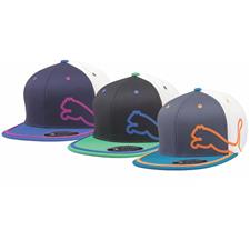 Puma Men's Monoline 3-Color 110 Snapback Hat