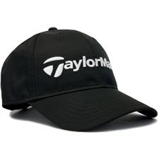 Taylor Made Men's Performance Side Hit Personalized Hat - Black