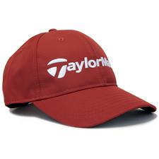 Taylor Made Men's Performance Side Hit Personalized  Hat - Nomad Red
