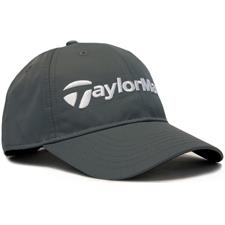Taylor Made Men's Performance Side Hit Personalized Hat - Vista Gray