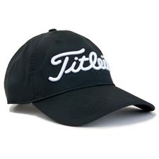 Titleist Men's Corporate Tour Performance Personalized Hat - Black