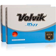 Volvik DS77 Double Dozen Orange Golf Balls