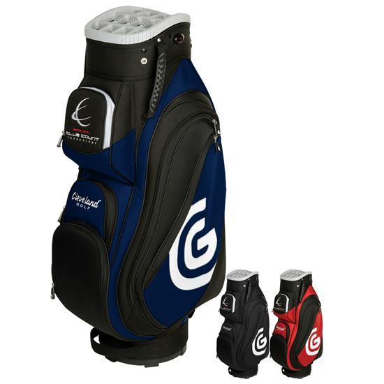 Cleveland Golf Club Count Cart Bag