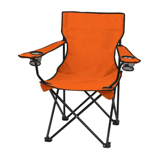 Logo Folding Chair with Carrying Bag