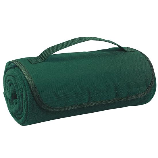 Logo Golf Roll-Up Blanket