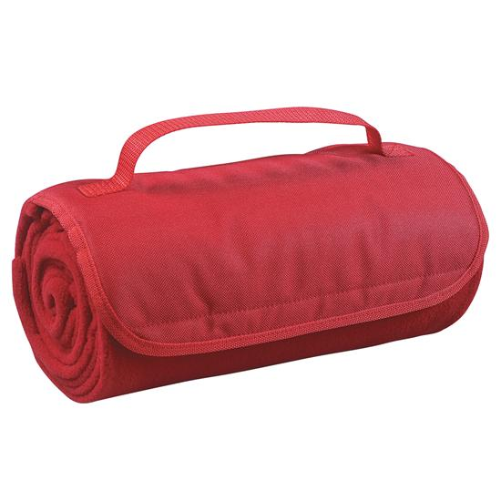Logo Roll-Up Blanket