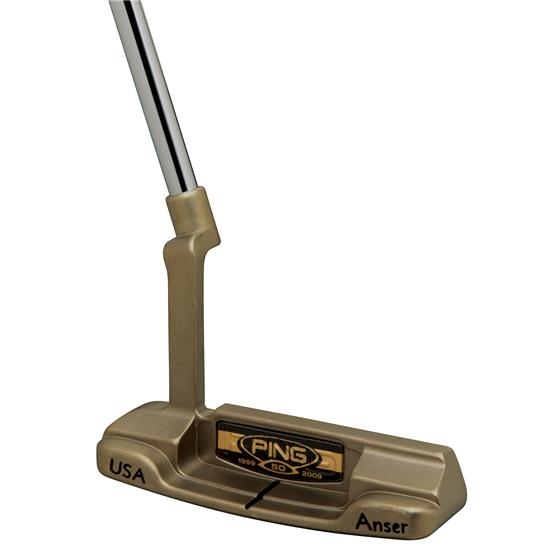 PING 50th Anniversary Anser Putter