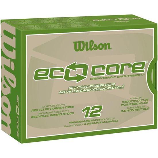 Wilson Eco Core Golf Balls