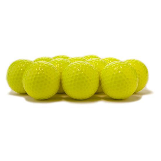 Blank Colored Golf Balls