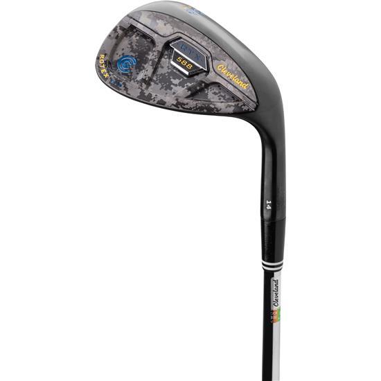 Cleveland Golf Custom Edition 588 RTX 2.0 CB Black Satin Wedge