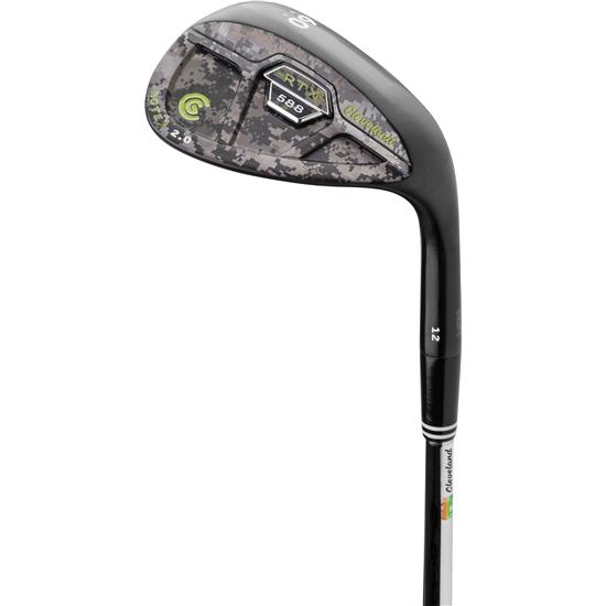Cleveland Golf Custom Edition 588 RTX 2.0 CB Black Satin Wedge