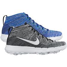 Nike Men's Flyknit Chukka Golf Shoes