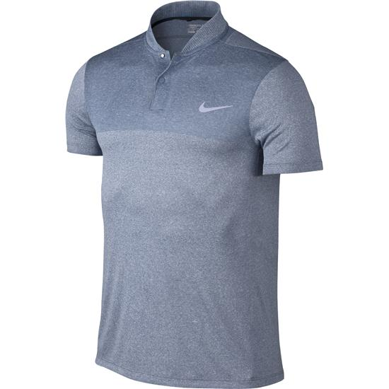 Nike Men's MM Fly Swing Knit Block Polo Manf. Closeout