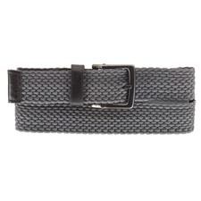 Nike Stretch Woven Belt - Dark Grey - Size 38