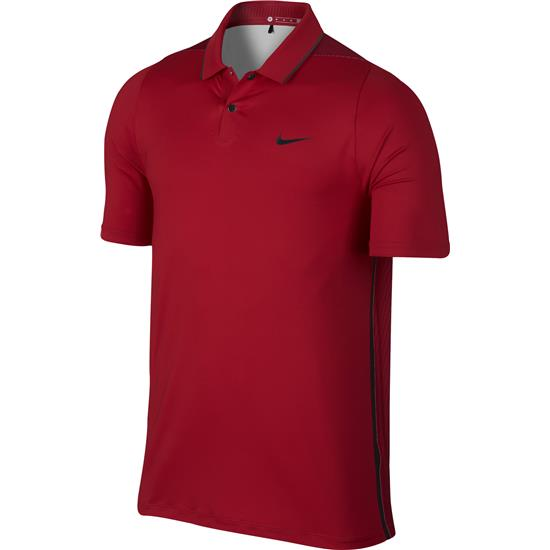 Nike Men's TW Velocity Max Glow Framing Polo Manf. Closeout