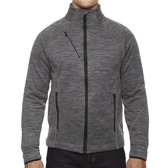 North End Men's Flux Bonded Fleece Jacket