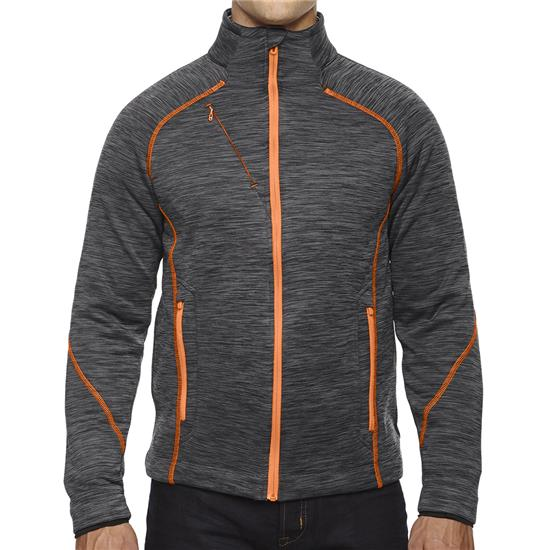 North End Men's Flux Bonded Fleece Jacket
