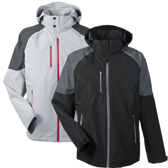 North End Men's Impulse Interactive Shell Jacket