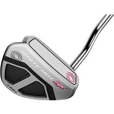 Odyssey Golf White Hot RX 2-Ball V-Line Putter for Women