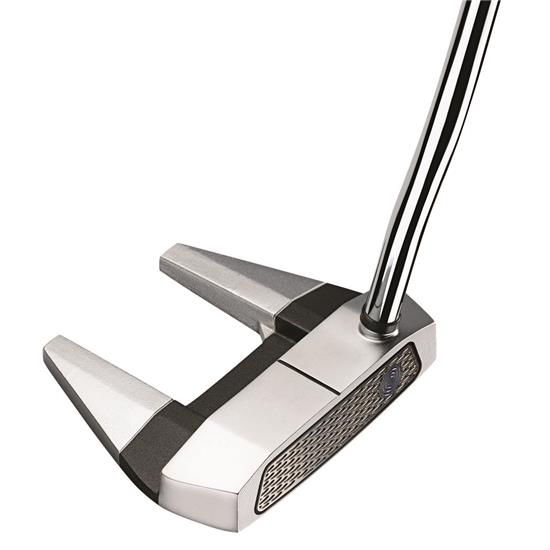Odyssey Golf Works Versa Putter with Super Stroke Flatso Grip