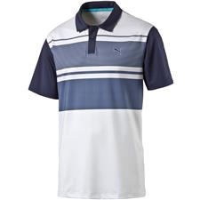 Puma Men's Patternblock Polo