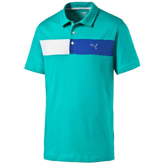 Puma Men's Short Sleeve Cool Touch Polo