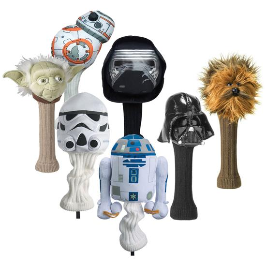 Star Wars Driver Headcover Golfballs Com