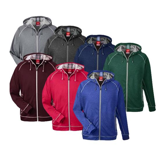 Team 365 Men's Excel Performance Fleece Jacket