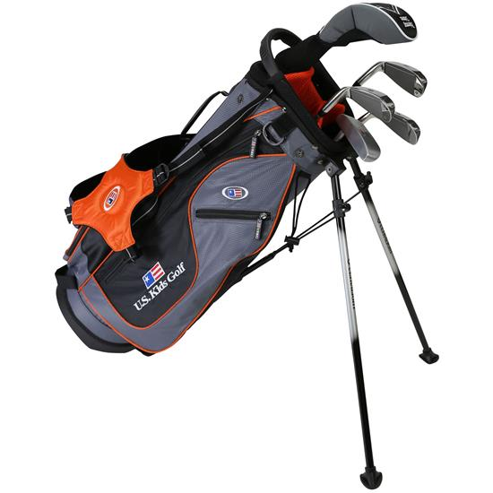 U.S. Kids Ultralight 51 Inch 5-Club Stand Bag Junior Set