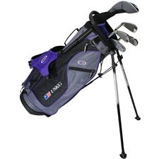 U.S. Kids Ultralight 54 Inch 5-Club Stand Bag Junior Set