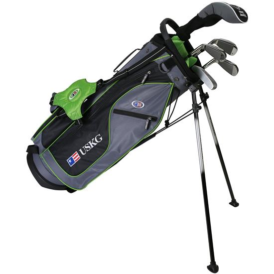 U.S. Kids Ultralight 57 5-Club Stand Bag Junior Set