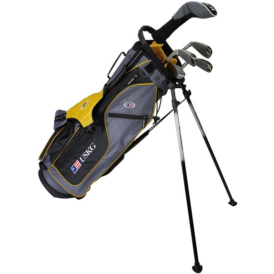 U.S. Kids Ultralight 63 Inch 5-Club Stand Bag Junior Set