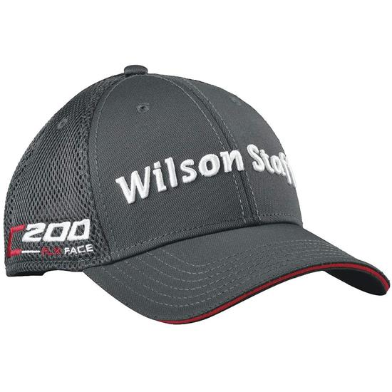 Wilson Staff Men's Structured C200 Mesh Hat