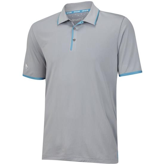 Adidas Men's ClimaChill Bonded Solid Polo