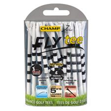 Champ Golf MyHite FLYtee - 4 Inch- 20 Ct