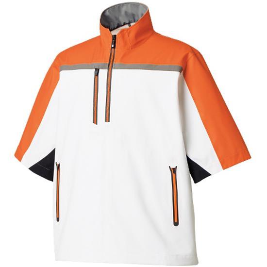 FootJoy Men's DryJoys Tour XP Short Sleeve Rain Shirt