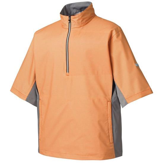 FootJoy Men's FJ HydroLite Short Sleeve Custom Logo Rain Shirt