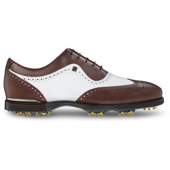FootJoy Men's Icon Black Golf Shoes