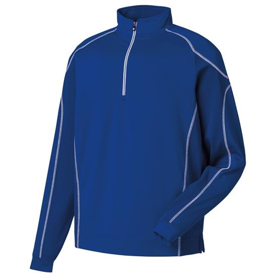 FootJoy Men's Mixed Texture Sport 1/2 Zip Pullover