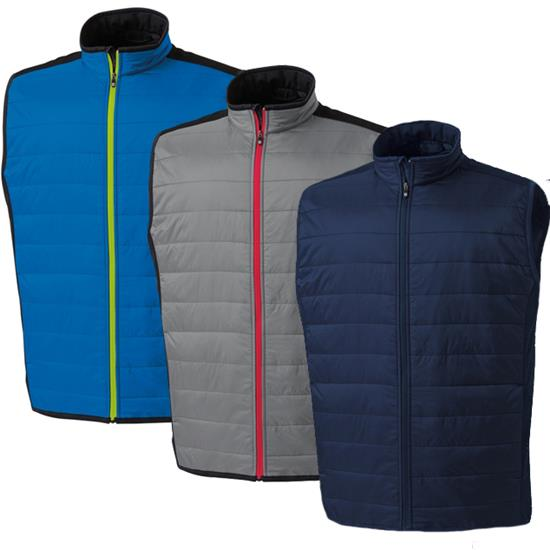 FootJoy Men's Softshell Hybrid Custom Logo Vest