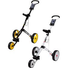 HotZ  3-Wheel Push Cart