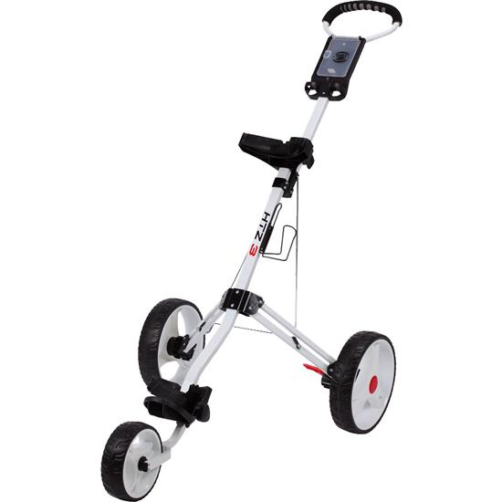 HotZ  3-Wheel Push Cart