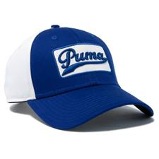 Puma Men's Greenskeeper Adjustable Personalized Hat - Surf the Web-White